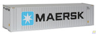 (HO Scale) WAL-949-8201        40' HC Container MAERSK