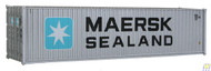 (HO Scale) WAL-949-8255        40' HC RS Cont MAERSK-SL