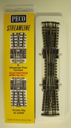 SL-E390F Peco / SL-E390F N 10DEG DBL SLIP CD55 ELE (SCALE=N ) Pe Part # PCO-SL-E390F