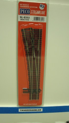(SCALE=HO ) Peco-PCO-SL-8352 HO   5 L/H CODE 83 INSULFR