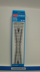 Peco / SL-94 HO Code 100 Left-Hand   Long Insulfrog Crossing (SCALE=HO ) P Part # PCO-SL-94