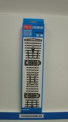 Peco / SL-90 HO Code 100  Double Slip Insulfrog Turnout (SCALE=HO ) P Part # PCO-SL-90