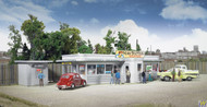 2909 (HO Scale) WAL-933-2909        Miss Bettie's Diner