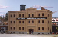 3014 (HO Scale) WAL-933-3014        Reliable Wrhse & Storage