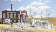 3025 (HO Scale) WAL-933-3025        NL&P Substation