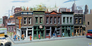 3028 (HO Scale) WAL-933-3028        Merchant's Row I