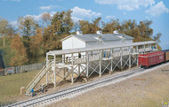 3049 (HO Scale) WAL-933-3049        Icehouse and platform