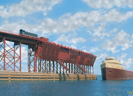 3065 (HO Scale) WAL-933-3065        Ore Dock