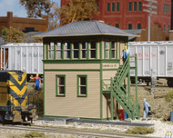 3071 (HO Scale) WAL-933-3071        Interlocking Tower