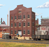 (HO Scale) WAL-933-3183        Plant #4 Building Front