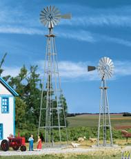(HO Scale) WAL-933-3198        Van Dyke Farm Windmill