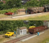 (HO Scale) WAL-933-3199        Track Scales