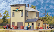 3654 (HO Scale) WAL-933-3654        Wally's Warehouse