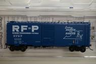 4320 Kadee / 40' Boxcar RF&P #2835  (HO Scale) Part # 380-4320