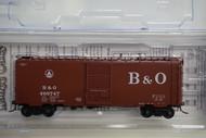 4527 Kadee / 40' Boxcar B&O #468747  (HO Scale) Part # 380-4527