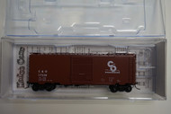 5015 Kadee / 40' Boxcar C&O #17228  (HO Scale) Part # 380-5015