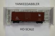 5317 Kadee / 40' Boxcar CNJ #23523  (HO Scale) Part # 380-5317
