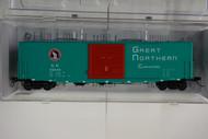 6374 Kadee / 50' Boxcar GN #39849  (HO Scale) Part # 380-6374
