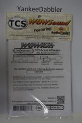 1776 TRAIN CONTOL SYSTEMS (TCS) Bachmann WDK-BAC-1 WOW DIESELVersion 4 CONVERSION KIT - HO Scale  YankeeDabbler Part # 745-1776