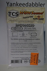 1740 TRAIN CONTROL SYSTEM - TCS /  Bowser {WOW WDK-BOW-3} DIESEL Version 4 CONVERSION KIT - HO Scale  YankeeDabbler Part # 745-1740