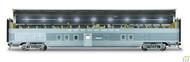 Walthers Proto / LED Lgt Kit f/Bi-Lvl Cch  (SCALE=HO)  Part # 920-1058