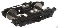 Walthers Proto / GSC 41-HR Pass trk blk  (SCALE=HO)  Part # 920-2102