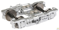 Walthers Proto / GSC Pss Trk 41-CNS-11 Slv  (SCALE=HO)  Part # 920-2107