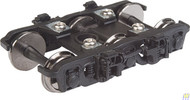 Walthers Proto / GSC Lt 6-whl ATSF Trk Blk  (SCALE=HO)  Part # 920-2116