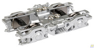 Walthers Proto / GSC 43-R Pass Trk Slv 2/  (SCALE=HO)  Part # 920-2121