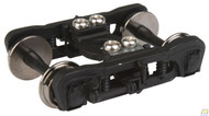 Walthers Proto / GSC Commuter Trk Blk 2/  (SCALE=HO)  Part # 920-2122