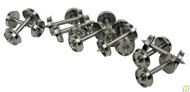 Walthers Proto / 33- Whlst w/Mtl Axles 1  (SCALE=HO)  Part # 920-2300
