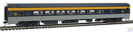 Walthers Proto / 85' PS 56-St Ch Ltd B&O  (SCALE=HO)  Part # 920-16601