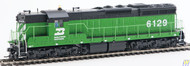 Walthers Proto / EMD SD9 DCC BN #6129  (SCALE=HO)  Part # 920-41617