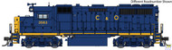 42155 Walthers Proto / GP35 Ph2 DCC C&O #3584  (SCALE=HO)  Part # 920-42155