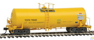 Walthers Proto / 40' 14K Tank TCPX #70042  (SCALE=HO)  Part # 920-100044