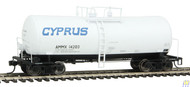 100130 Walthers Proto / 16K-Gal Tank AMMX #14203  (SCALE=HO)  Part # 920-100130