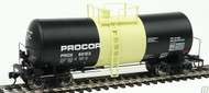 Walthers Proto / 16K-Gal Tank PROX #60153  (SCALE=HO)  Part # 920-100137