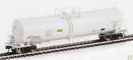 100243 Walthers Proto / 54' 23K Tnk UTLX 14850 wh  (SCALE=HO)  Part # 920-100243