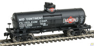 100333 Walthers Proto / 8000-Gal Tnk COSX #2955  (SCALE=HO)  Part # 920-100333