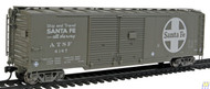 Walthers Proto / 50' AAR DD Box ATSF #4167  (SCALE=HO)  Part # 920-101662