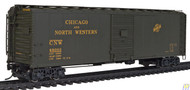 Walthers Proto / 50' AAR SD Box CNW #68002  (SCALE=HO)  Part # 920-101664
