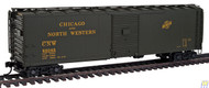 Walthers Proto / 50' AAR SD Box CNW #68048  (SCALE=HO)  Part # 920-101665