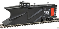 Walthers Proto / Russell Snowplow CN#55618  (SCALE=HO)  Part # 920-110015