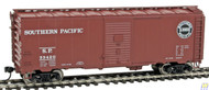 Walthers Mainline / 40' 44 AAR Bxcr SP #33420  (SCALE=HO)  Part # 910-1697
