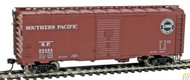 Walthers Mainline / 40' 44 AAR Bxcr SP #33424  (SCALE=HO)  Part # 910-1698