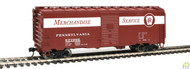 Walthers Mainline / 40' AAR Bxcr PRR #571965  (SCALE=HO)  Part # 910-1770