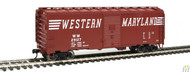 Walthers Mainline / 40' AAR Bxcr WM #29127  (SCALE=HO)  Part # 910-1773