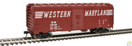Walthers Mainline / 40' AAR Bxcr WM #29134  (SCALE=HO)  Part # 910-1774