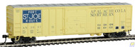 Walthers Mainline / 50' ACF Bxcr AN #5037  (SCALE=HO)  Part # 910-2125