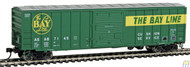 Walthers Mainline / 50' ACF Bxcr ASAB #7149  (SCALE=HO)  Part # 910-2128